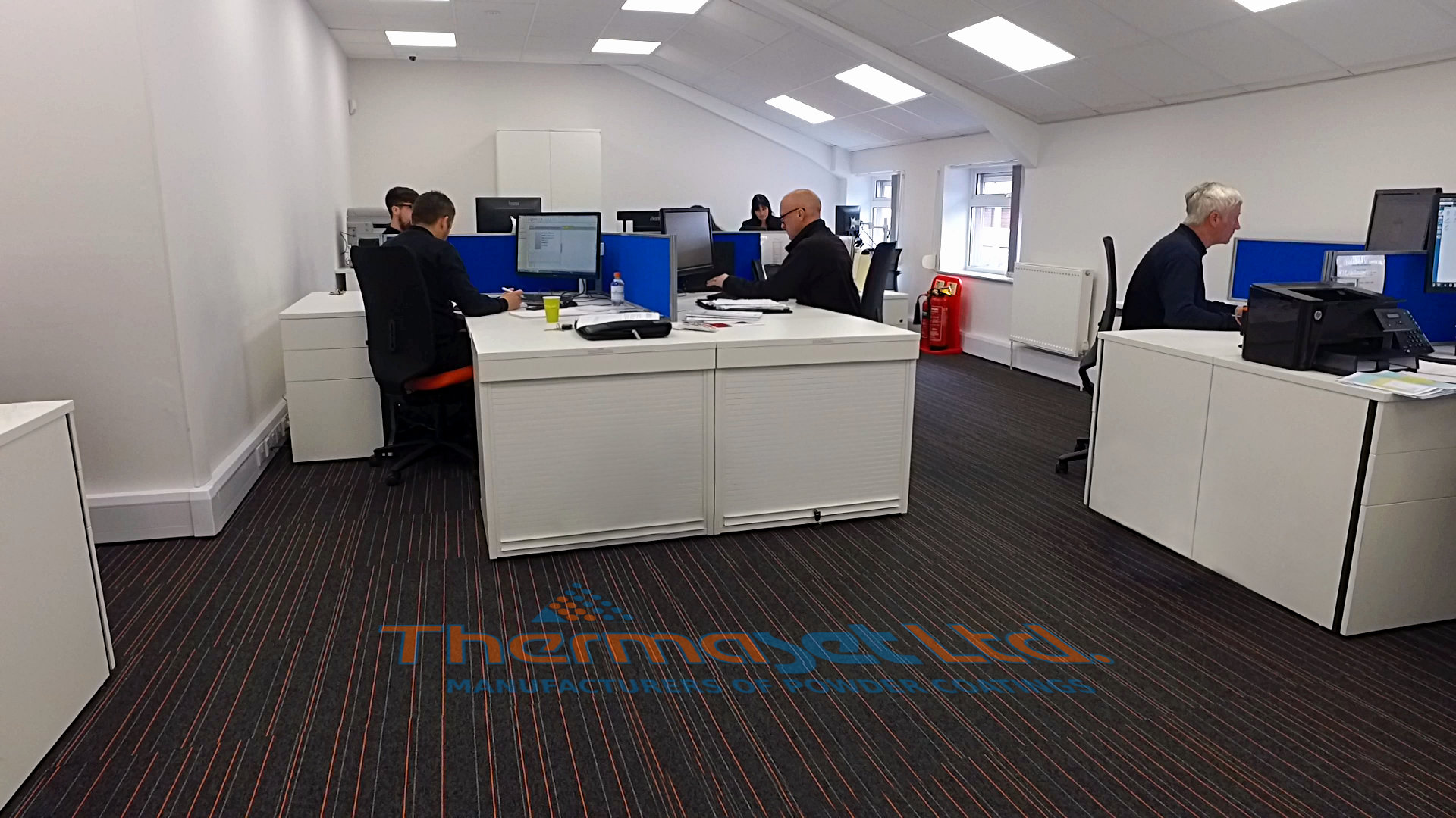 Thermaset Powder Coatings - Office