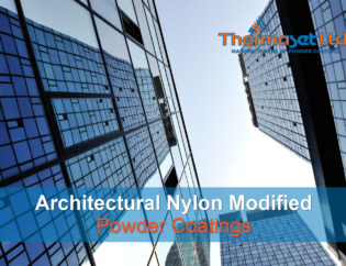 Architectural Nylon Modified Powder Coating Thermaset