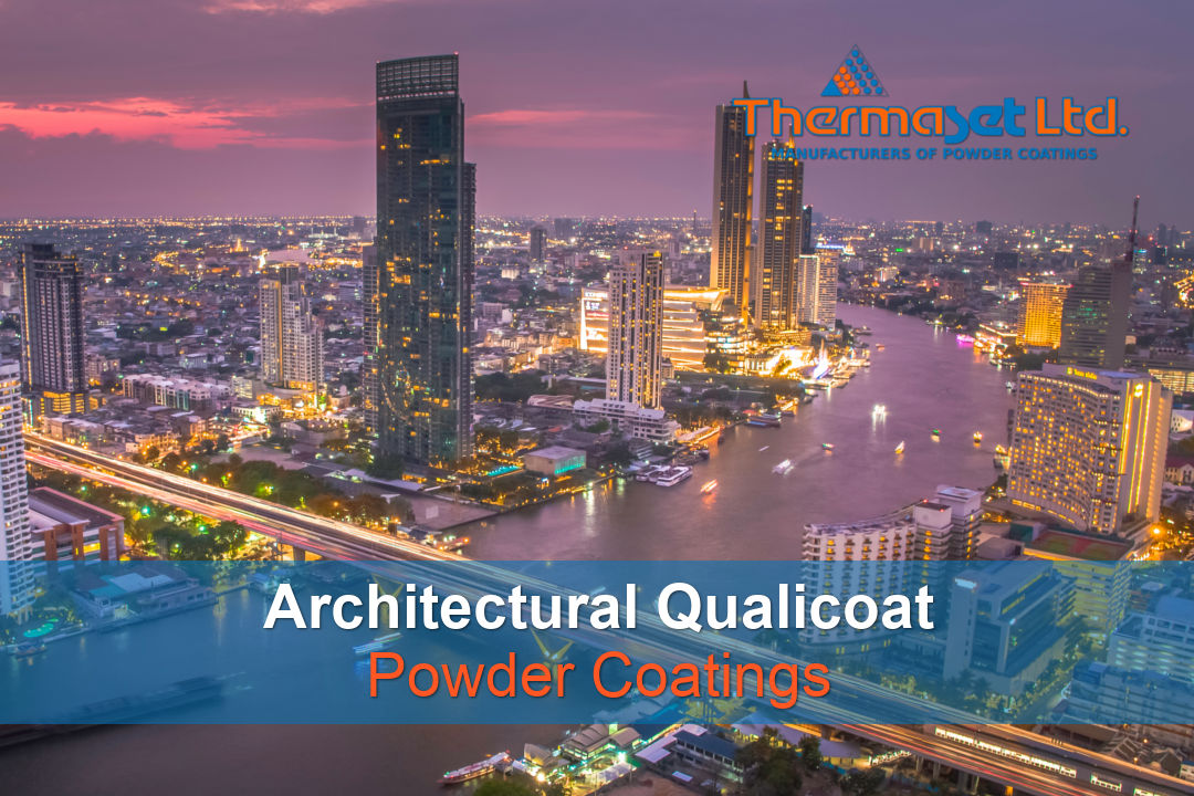 Architectural Qualicoat Polyester Powder Coating - Thermaset