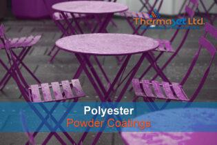 Polyester Powder Coatings - Thermaset Ltd