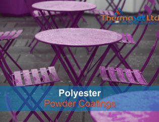 Polyester Powder Coatings - Thermaset Ltd