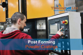 Post Forming Powder Coatings