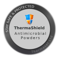 thermashield logo small - antimicrobial powder coatings