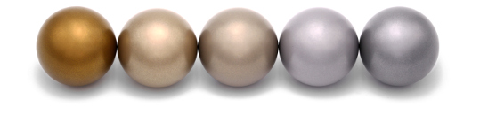 Architectural Pearlescent Powder Coatings - Thermaset-5balls