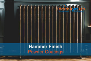 Hammer Powder Coating - Thermaset Ltd