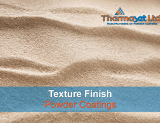 Texture Powder Coating - Thermaset